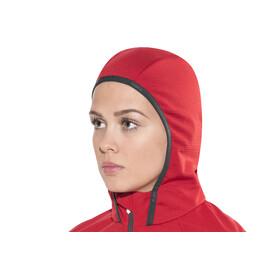 Maloja NewportM. Hooded Multisport WB Jacket Women red poppy